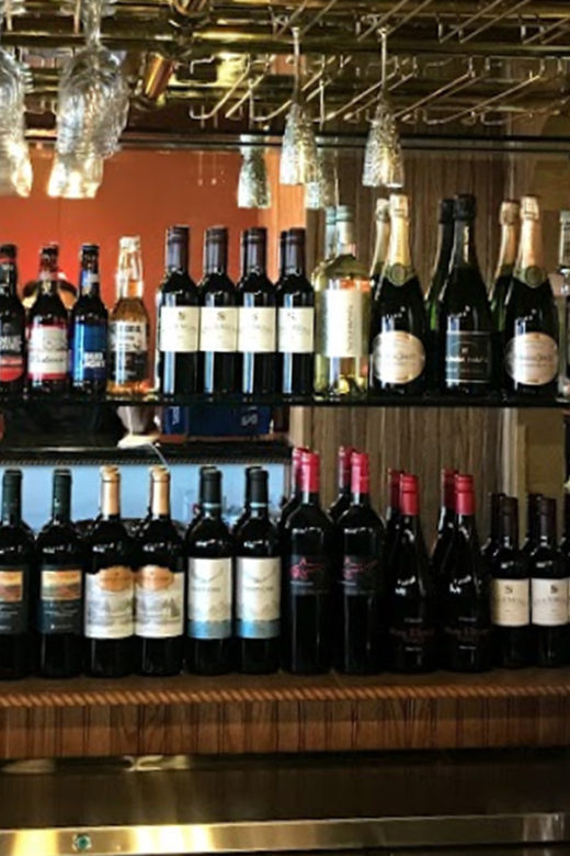 Wine selection - Royal India - Indian Cuisine - Reno, NV