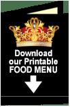 Royal India - Indian Cuisine - Menu - Reno, NV