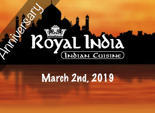 Anniversary Royal India - Indian Cuisine